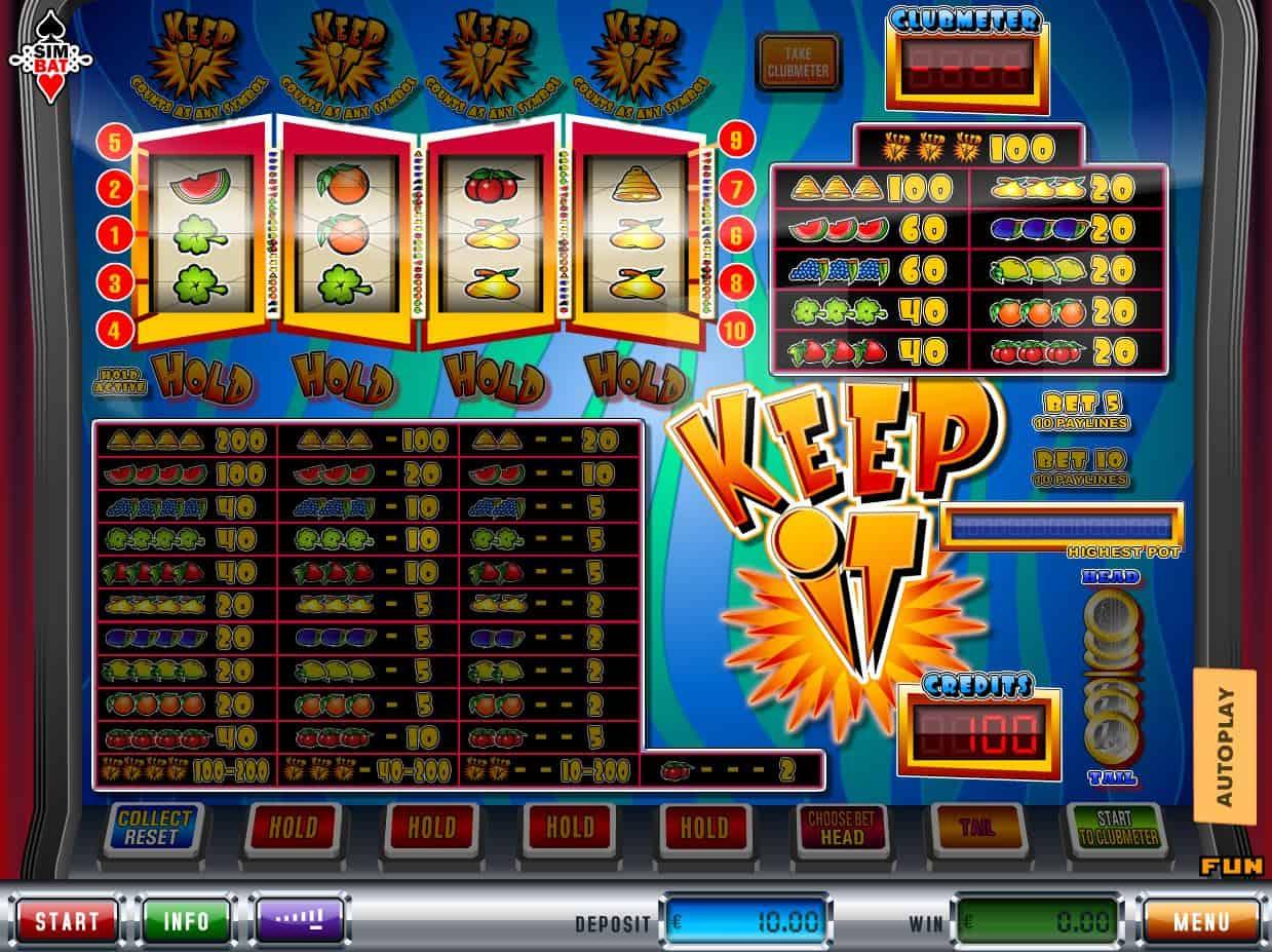 casino zonder inzet